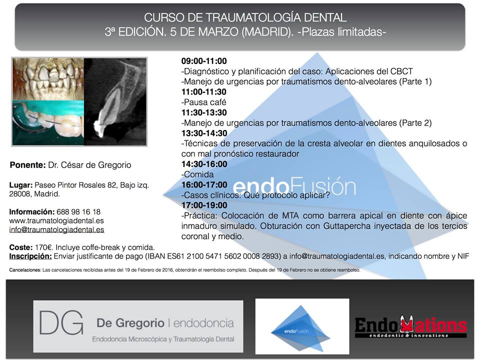 Traumatologia dental 1