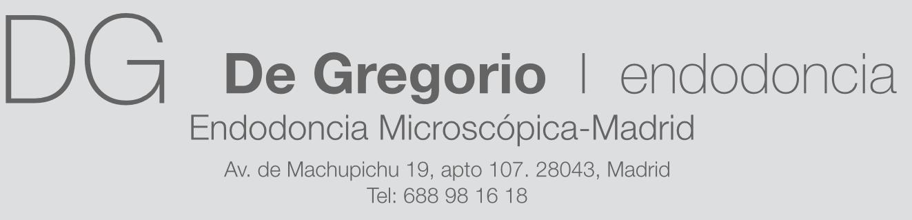 Clínica de Endodoncia Microscópica-Madrid